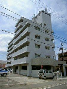 賃貸マンション 2LDK 靴箱大容量 松山市生石町