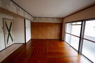 賃貸マンション 1ROOM 踊れるスッキリ20帖 松山市生石町